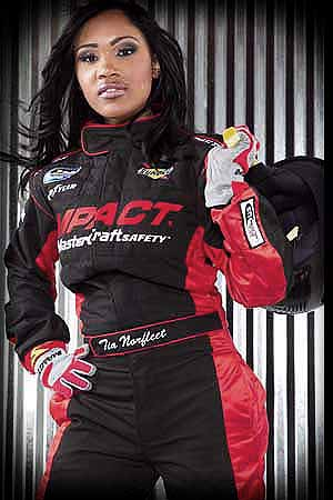 Auto Racing History Female on History In The Making